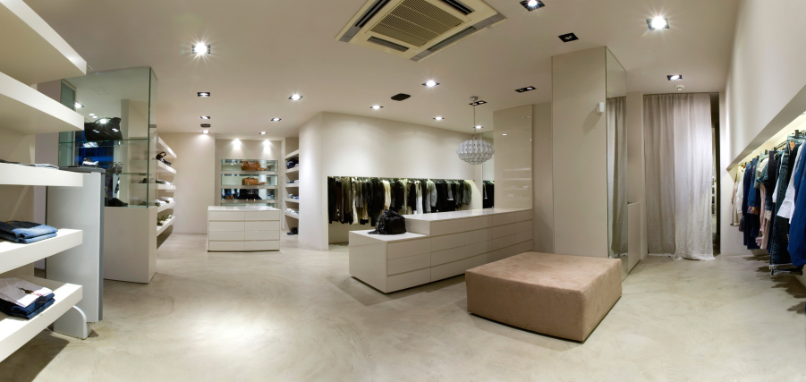 Retail Cleaning - Level Seven Facilities Services